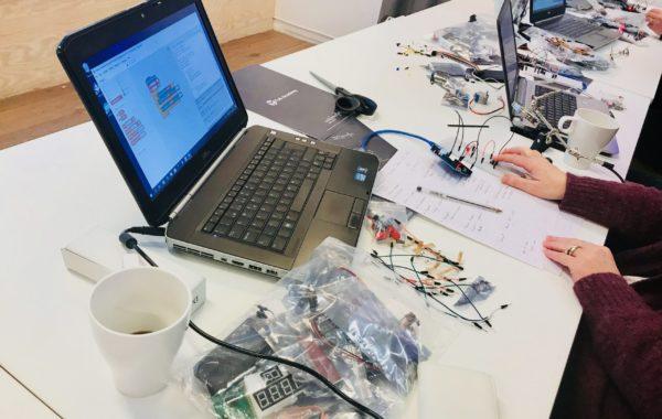 Programmering & Elektronikk